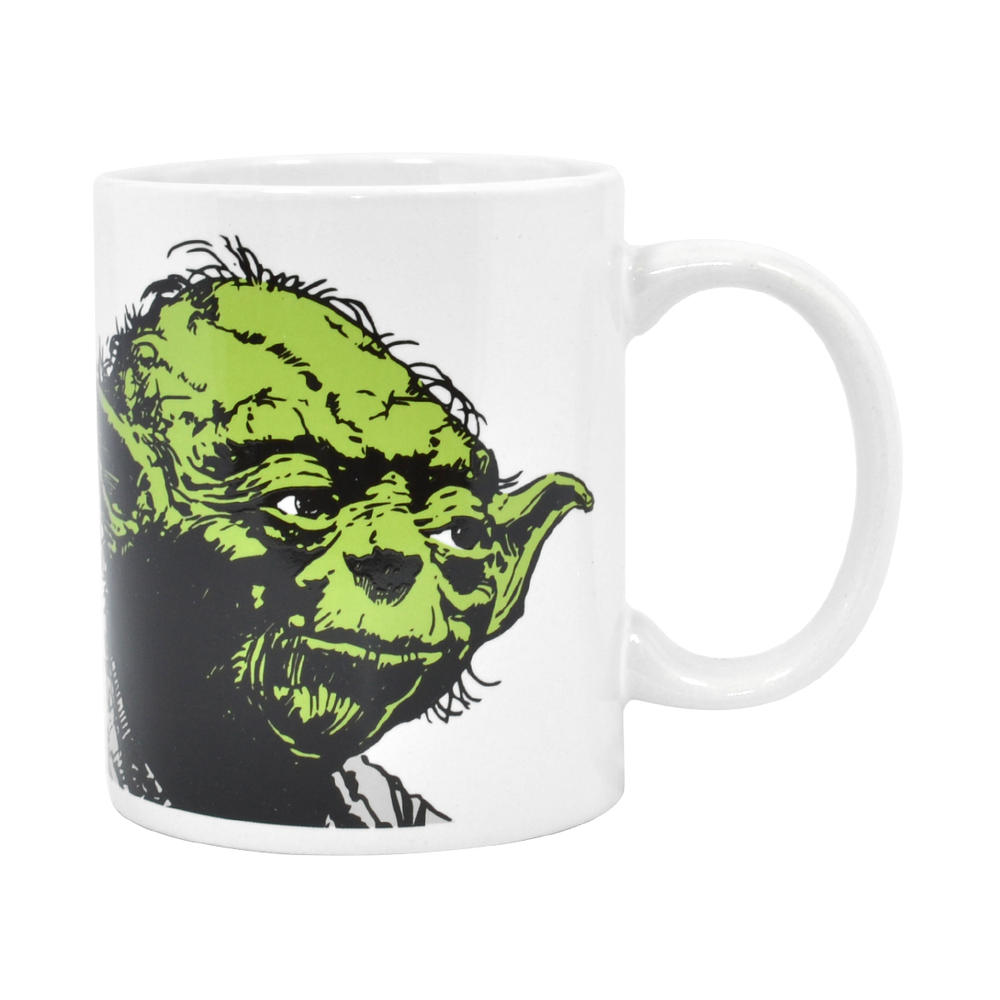 Star Wars Yoda Do Or Do Not Mug In A Gift Box