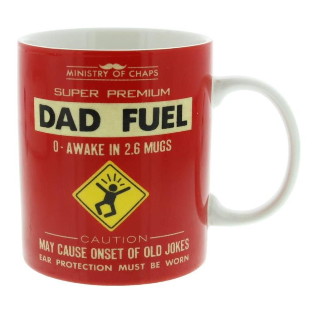 Ministry Of Chaps Dad Fuel Mug In Gift Box