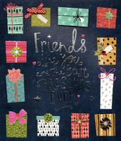 Friends Like You Best Presents Ever Christmas Card