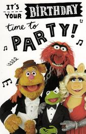 The Muppets Sorry You Re Leaving Card Cards Love Kates