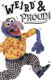 Gonzo The Great Weird & Proud Birthday Card