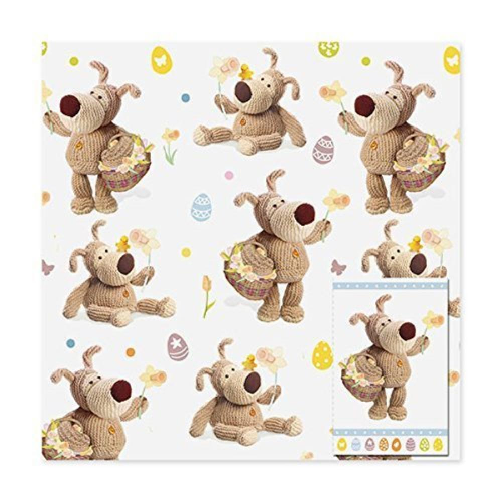 Boofle easter wrapping paper gift tag set gift wrapping love boofle easter wrapping paper gift tag set negle Gallery