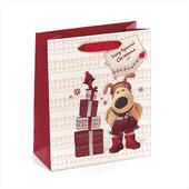 Medium Boofle Christmas Gift Bag