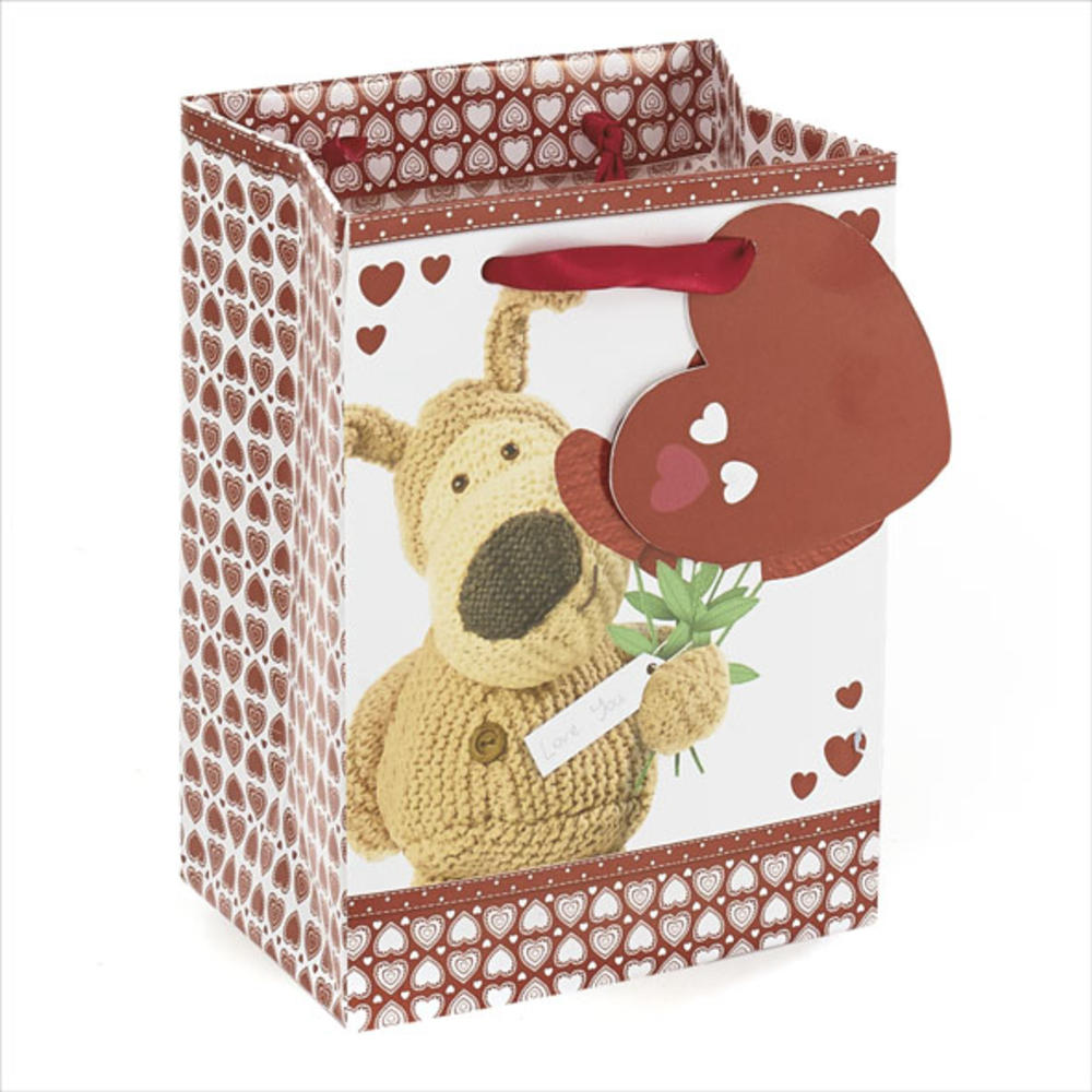 Small Boofle Love Heart Gift Bag