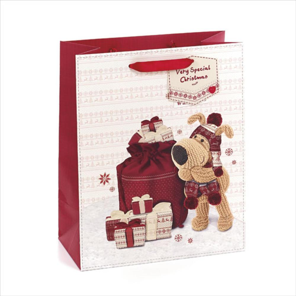 Large Boofle Christmas Gift Bag