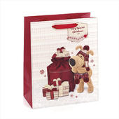 Large Boofle Christmas Gift Bag