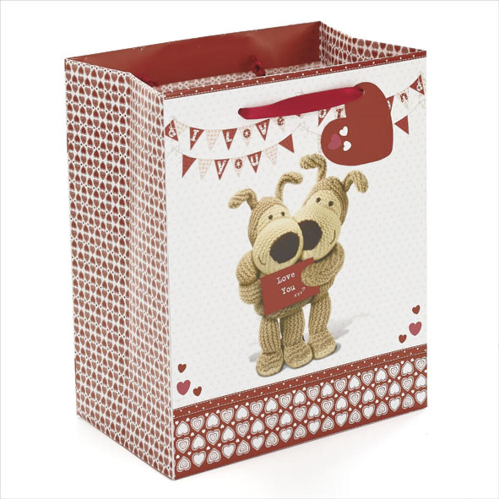 Large Boofle I Love You Gift Bag