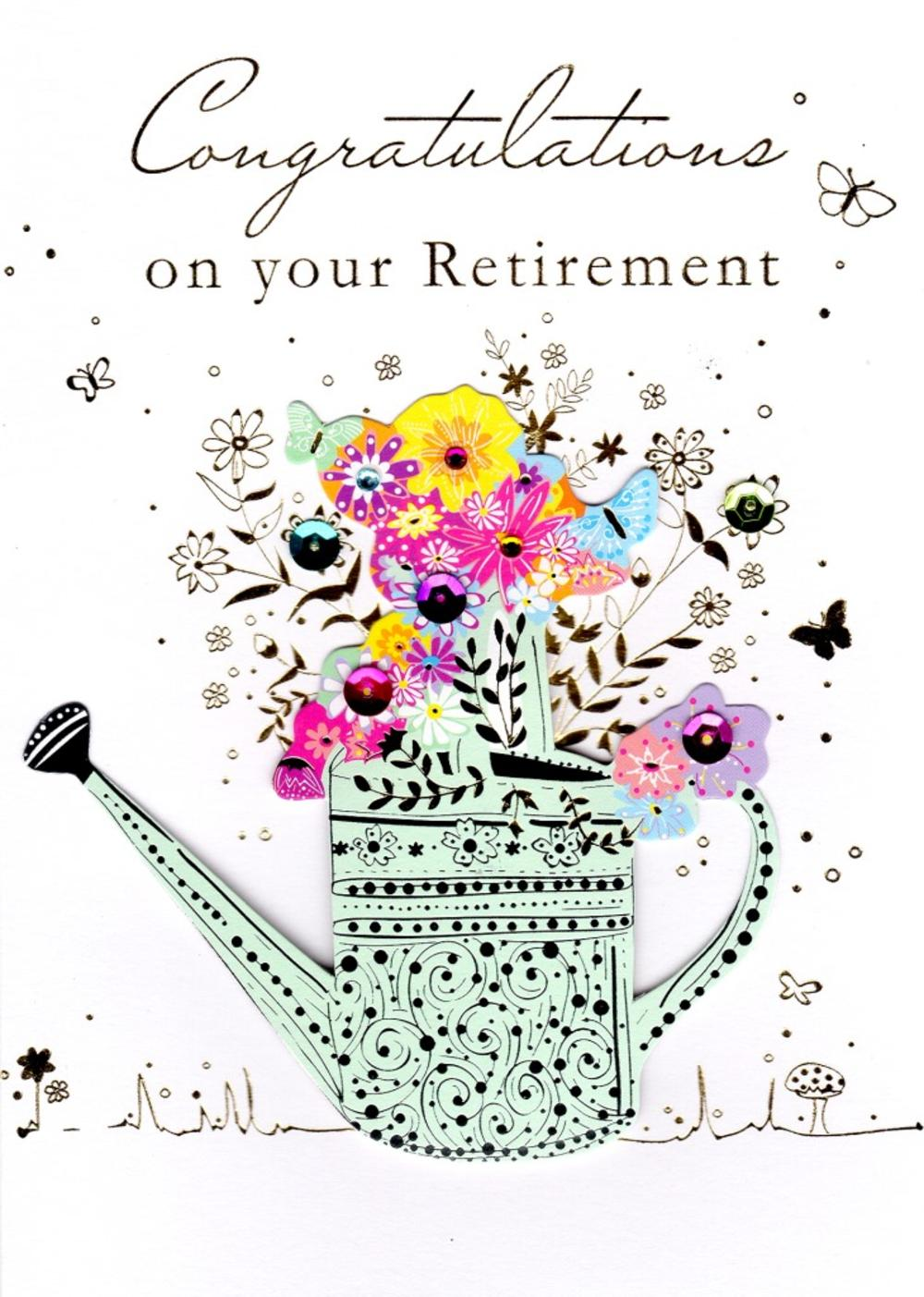 Congratulations On Your Retirement Greeting Card | Cards ...
