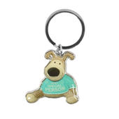 Boofle Very Special Person Metallic Keyring