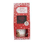 Boofle Brilliant Boyfriend Mug & Socks Gift Set