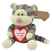 Boofle Puddy Cat Love You Loads Plush Toy