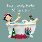 Have a Lovely Bubbly Mother's Day Greeting Card