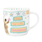 Boofle Very Special Daughter China Mug In Gift Box