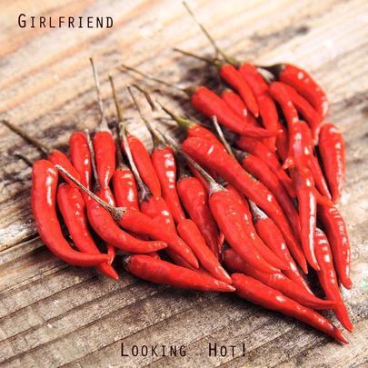 Girlfriend Looking Hot! Valentine's Card