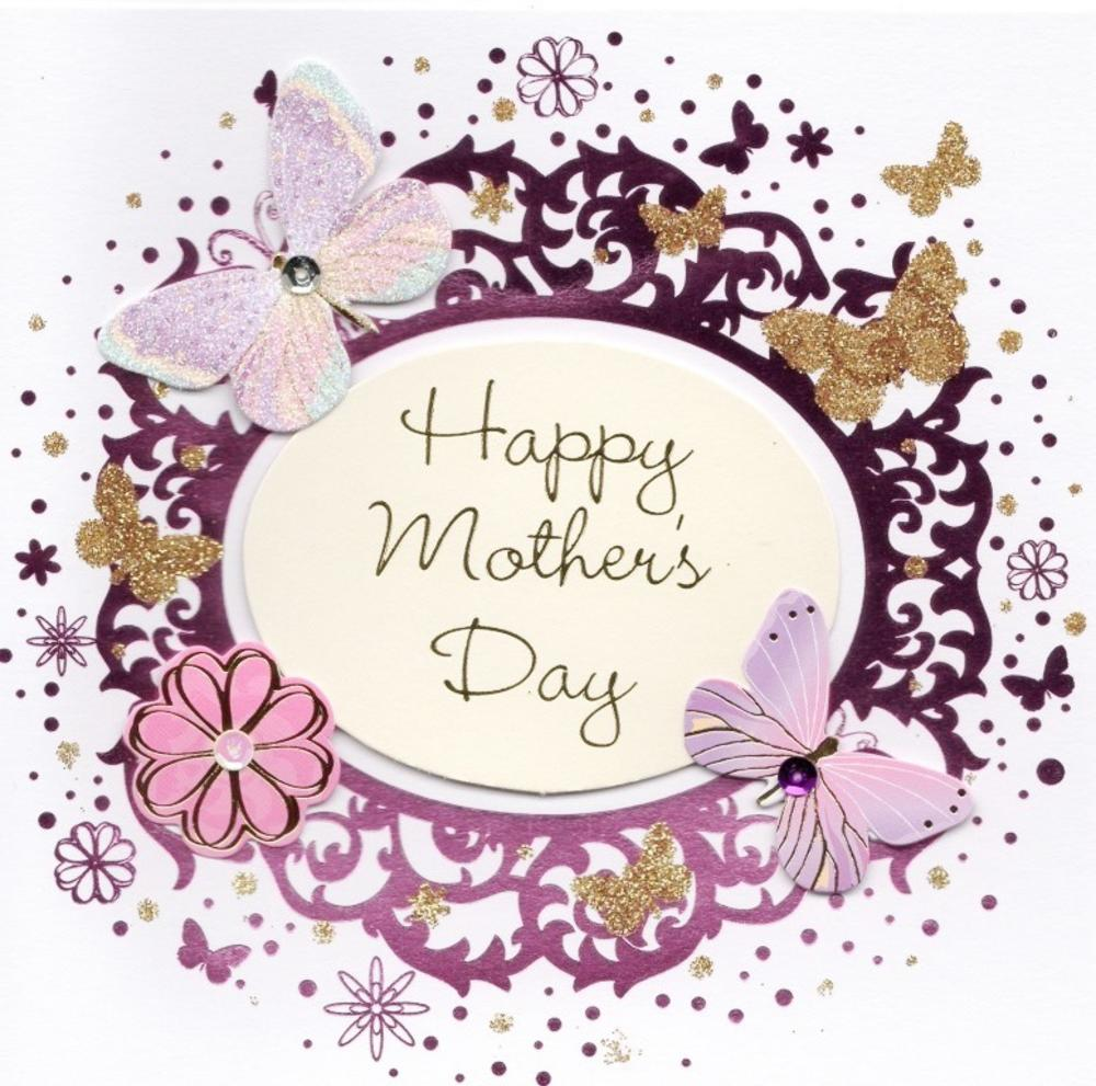 mothers day card template 25 free printable sample example