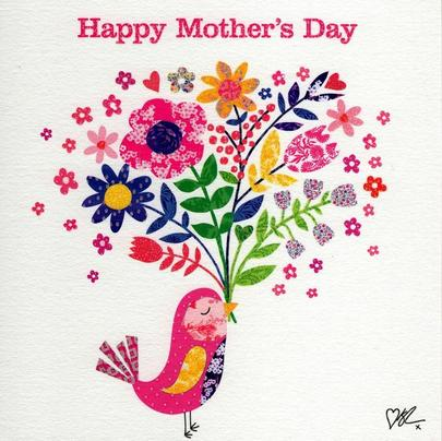 Kirstie Allsopp Happy Mother's Day Greeting Card