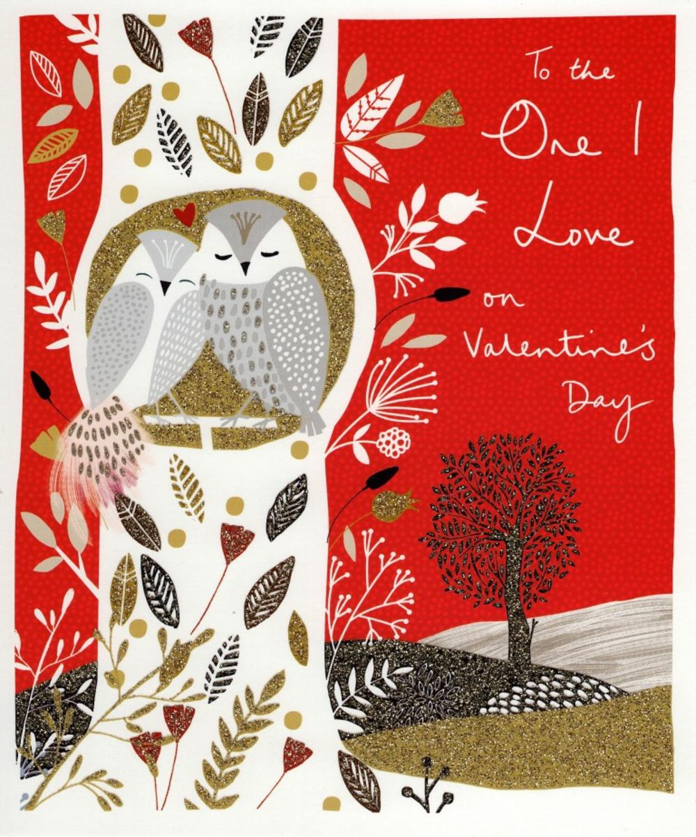 One I Love Emma Grant Valentine's Greeting Card