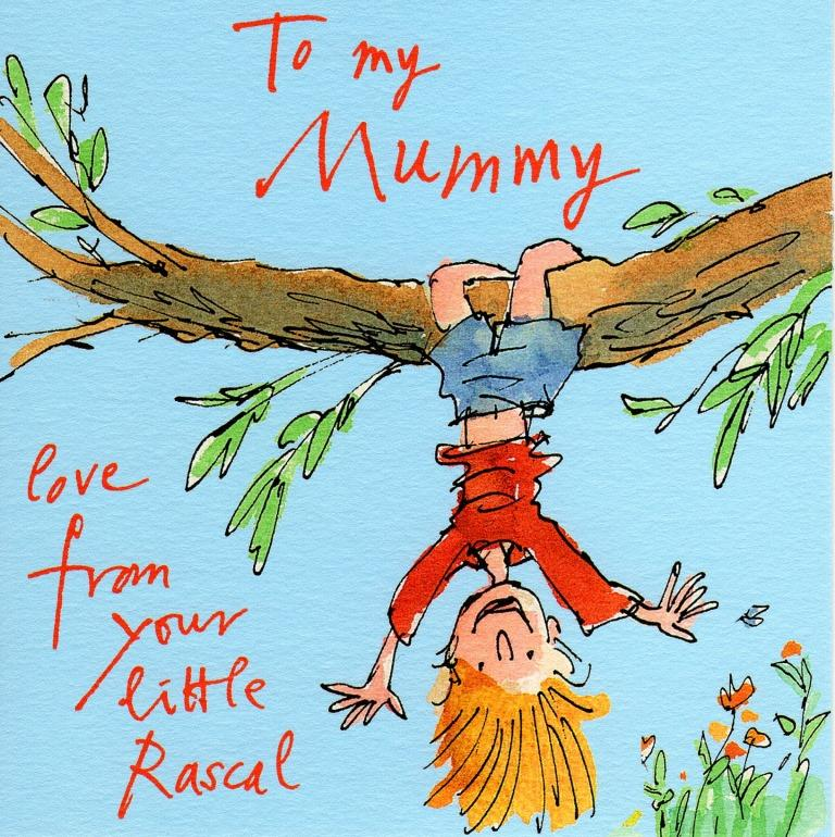 Quentin blake mummy from son mothers day greeting card cards quentin blake mummy from son mothers day greeting card m4hsunfo