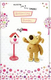 Boofle Mothering Sunday Mother's Day Card