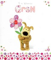 Boofle Wonderful Gran Mother's Day Card