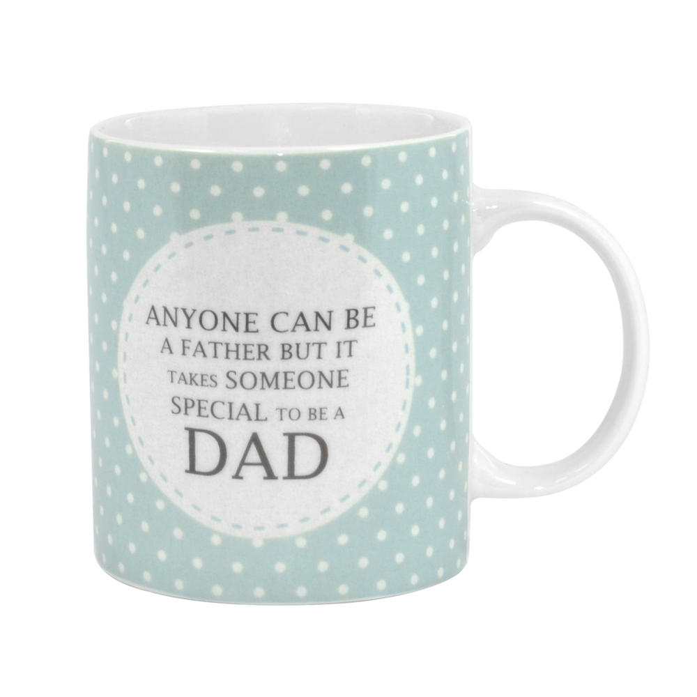 Special Dad Sentiments From The Heart Mug In Gift Box