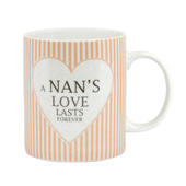 Special Nan Sentiments From The Heart Mug In Gift Box