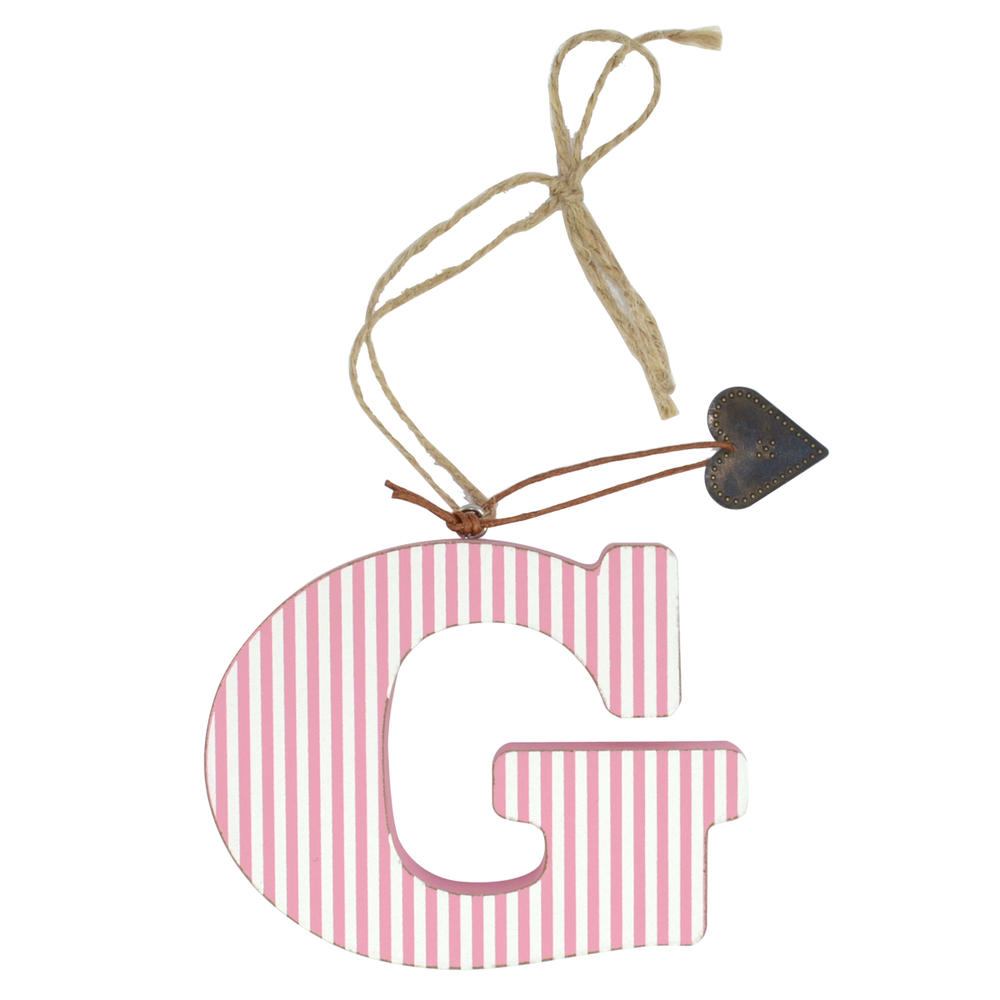 Letter G Sentiments From The Heart Hanging Letters