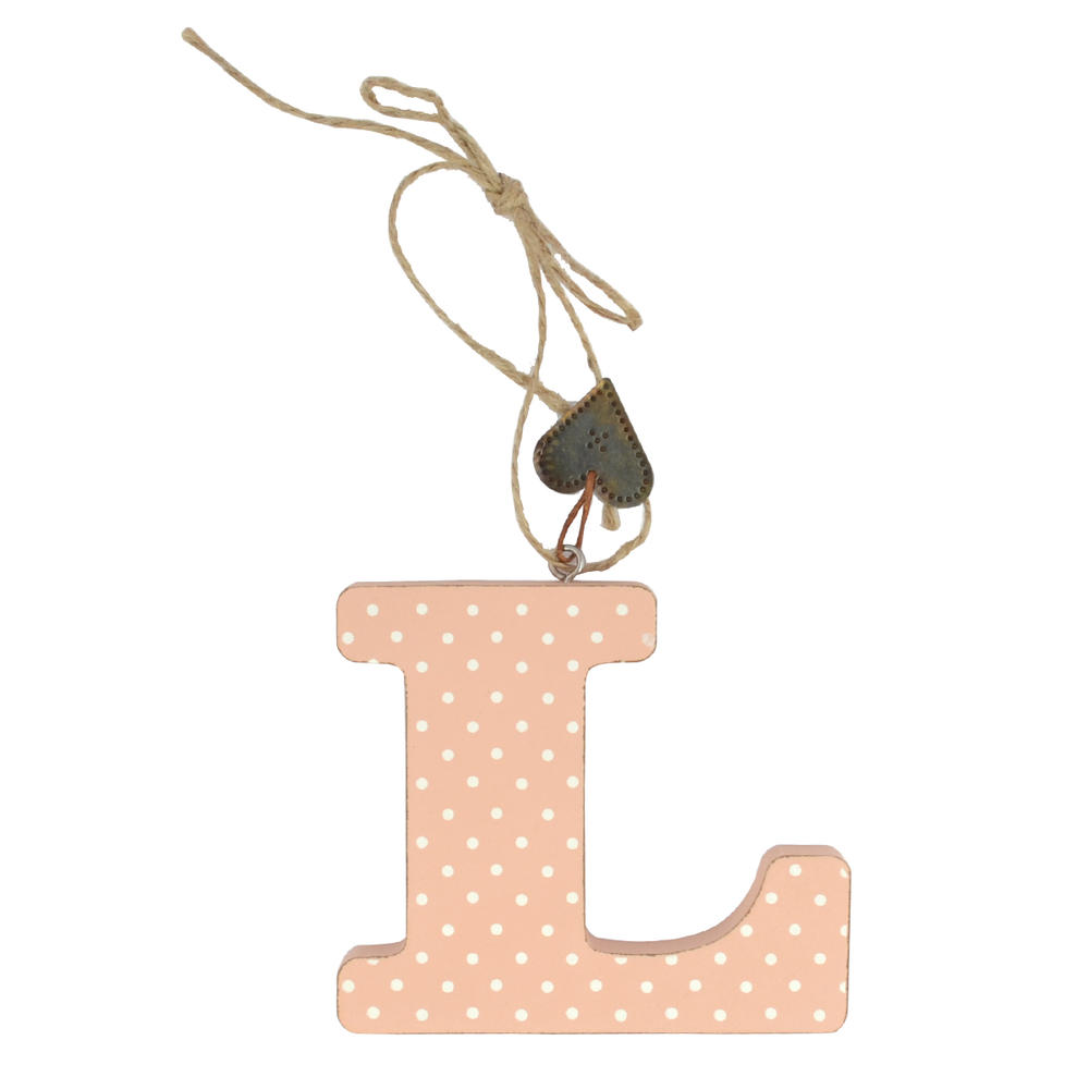 Letter L Sentiments From The Heart Hanging Letters
