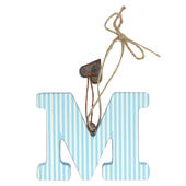 Letter M Sentiments From The Heart Hanging Letters