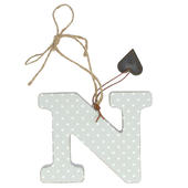 Letter N Sentiments From The Heart Hanging Letters