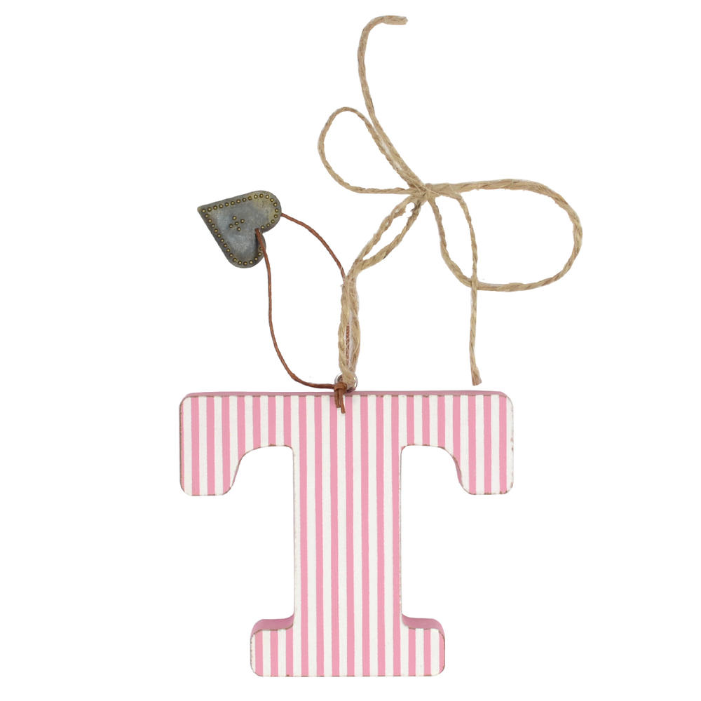 Letter T Sentiments From The Heart Hanging Letters | Gifts