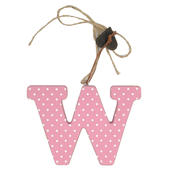 Letter W Sentiments From The Heart Hanging Letters