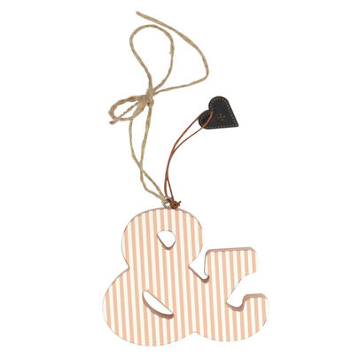 Letter & Sentiments From The Heart Hanging Letters