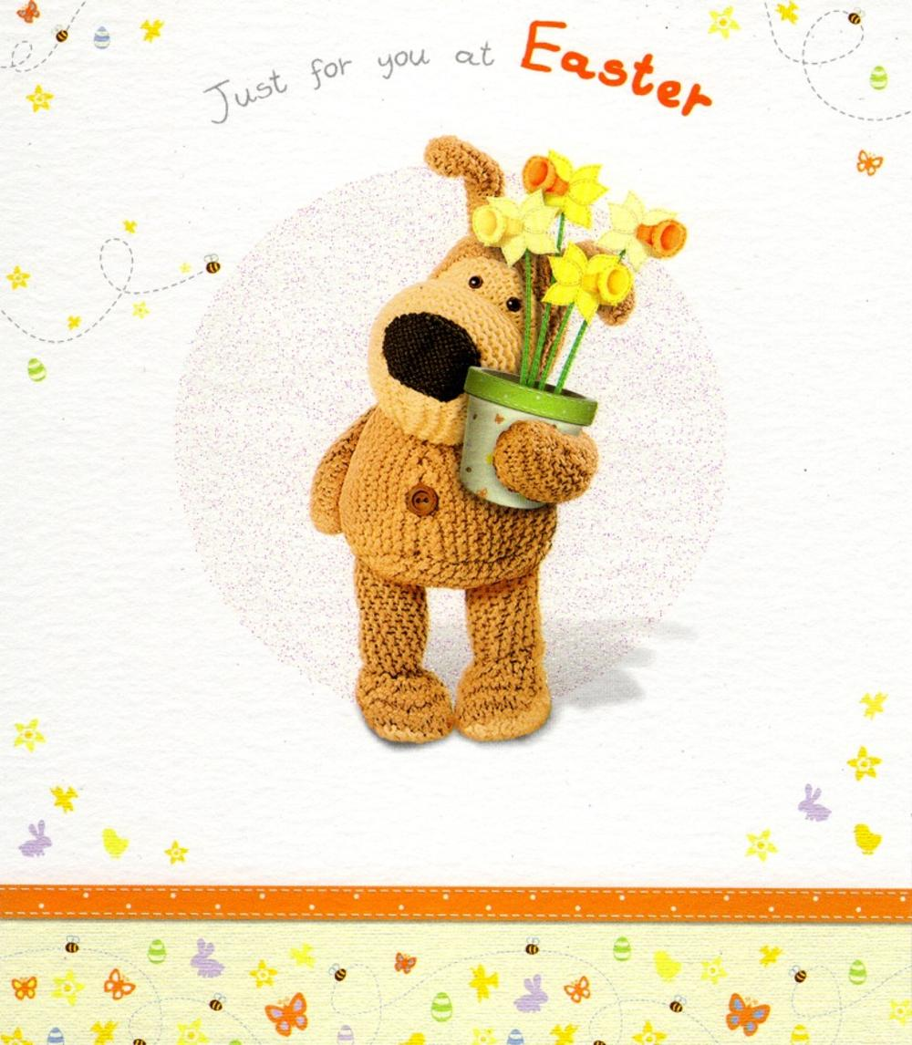 Boofle just for you at easter greeting card cards love kates boofle just for you at easter greeting card m4hsunfo Images