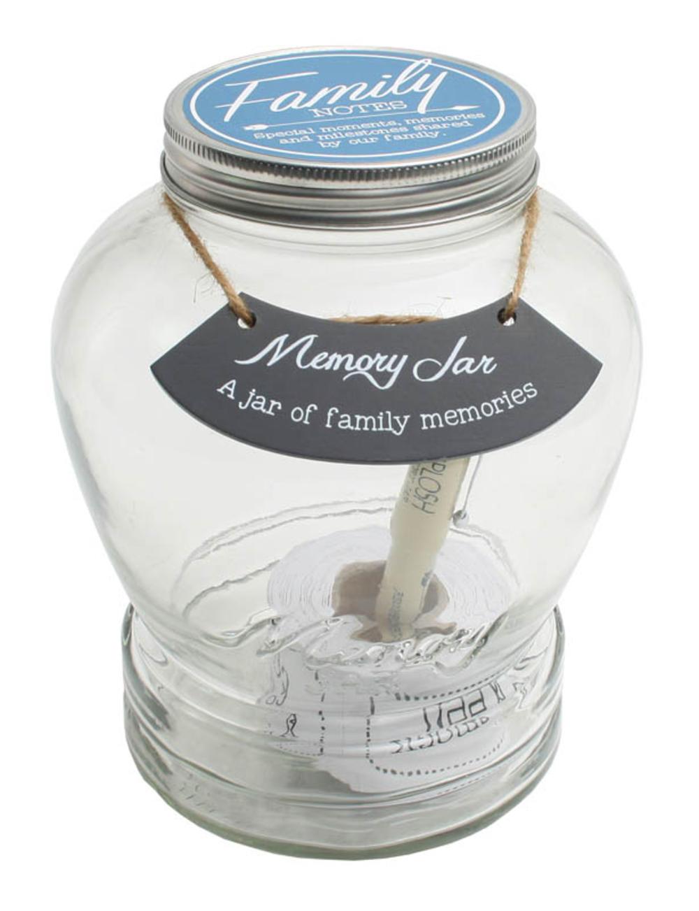 splosh family notes memory jar gift idea anniversary gifts love