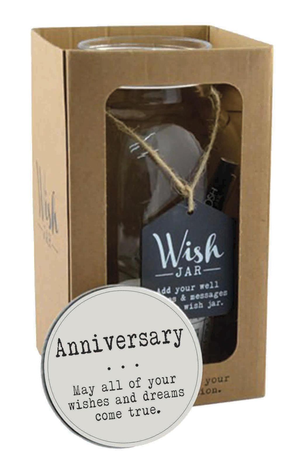 Splosh Anniversary Wish Jar Gift Idea