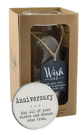 Splosh Anniversary Wish Jar Gift Idea