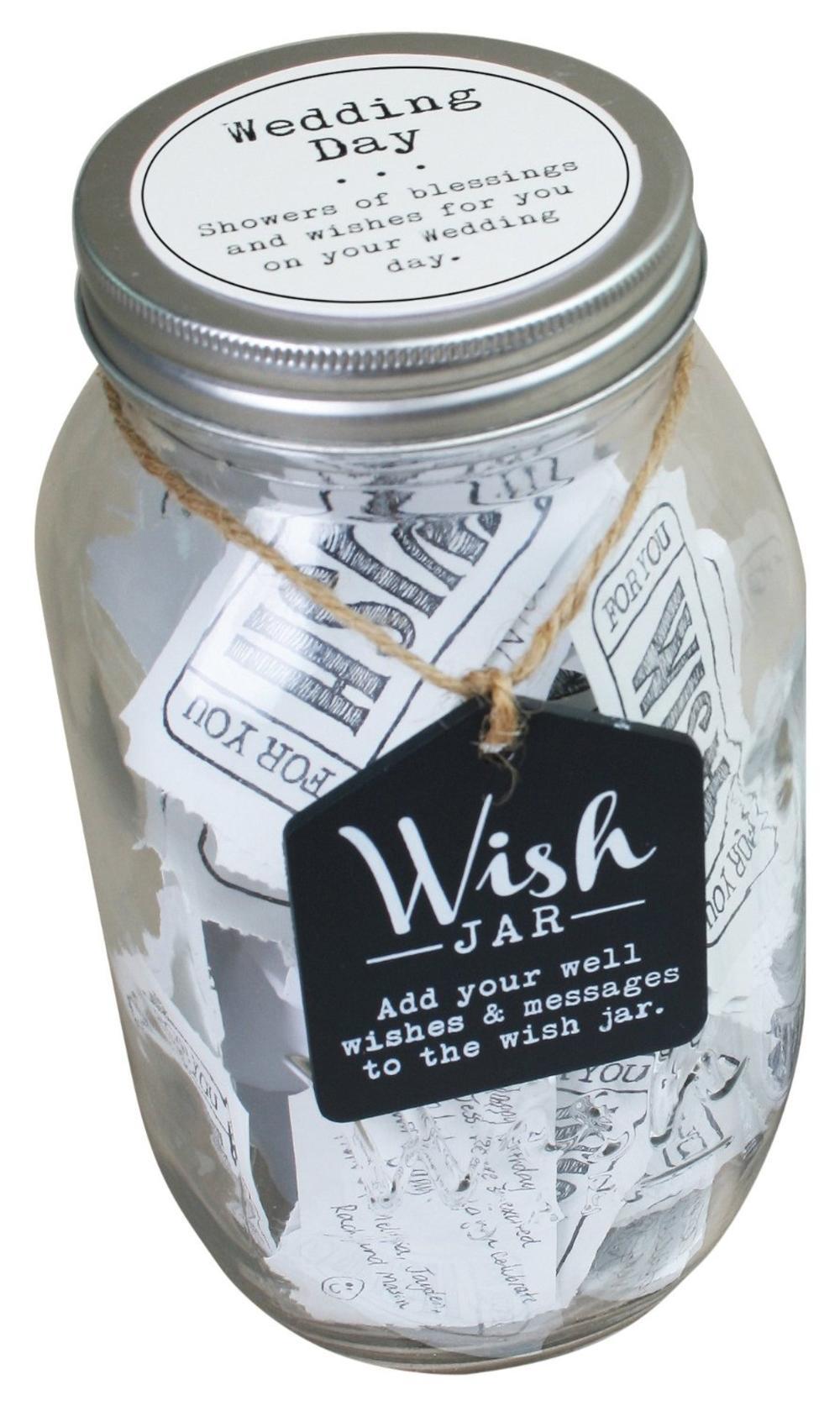 Splosh Wedding Wish Jar Gift Idea | Gifts