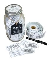 Splosh Wedding Wish Jar Gift Idea