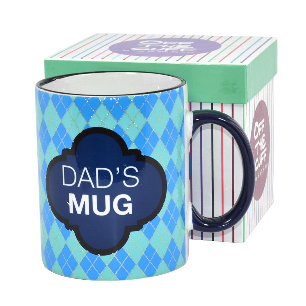 Dad's Mug Off The Cuff Mug In Gift Box