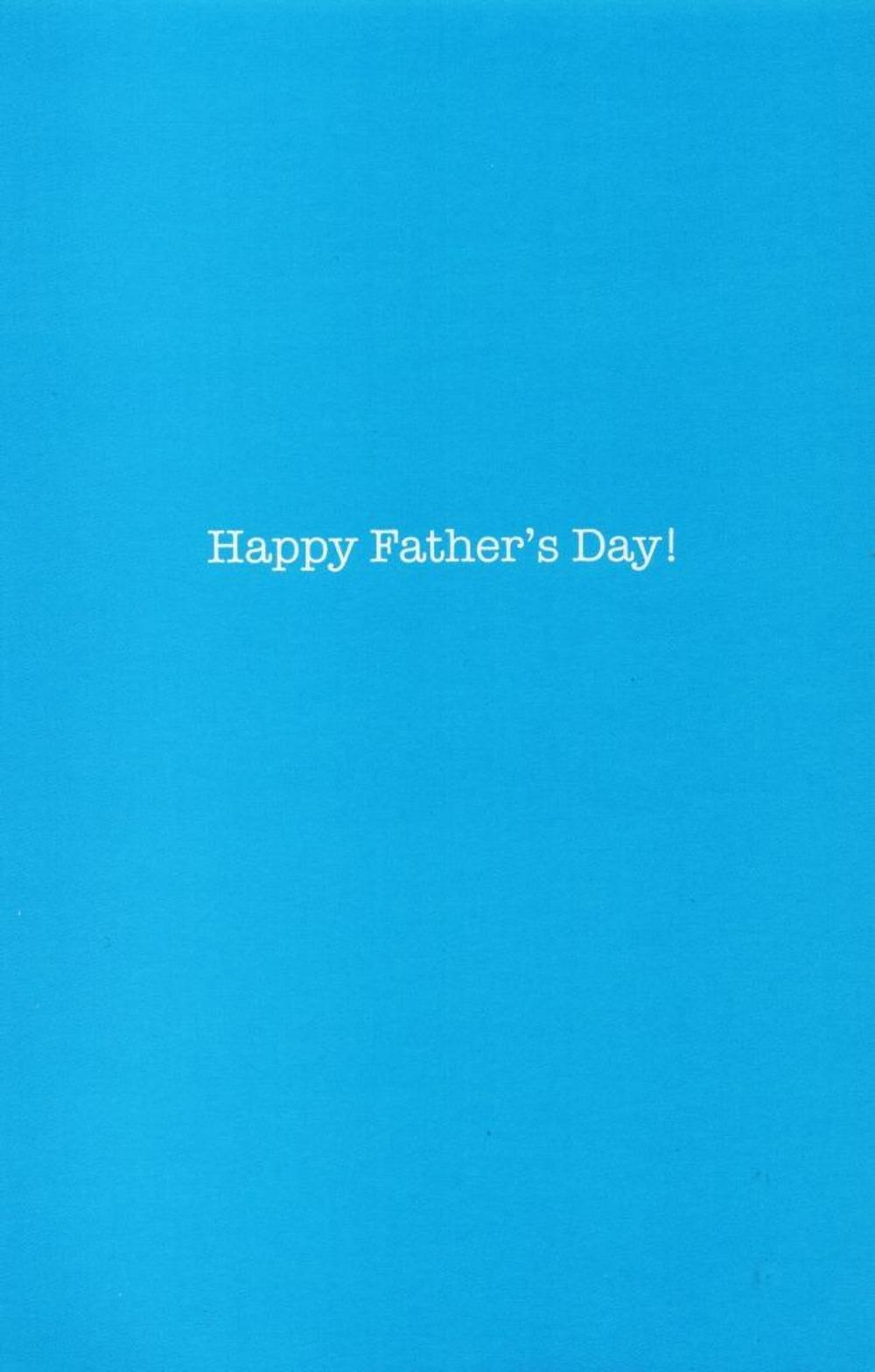 Funny Wishes Come True Happy Father's Day Card | Cards ...