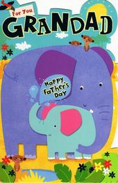 For You Grandad Happy Father's Day Card