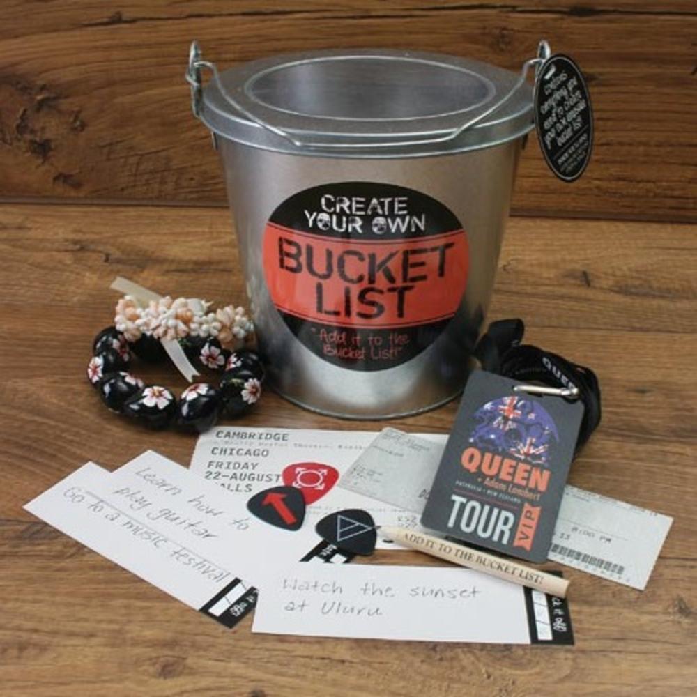 Splosh Original Bucket List Gift Idea Anniversary Gifts