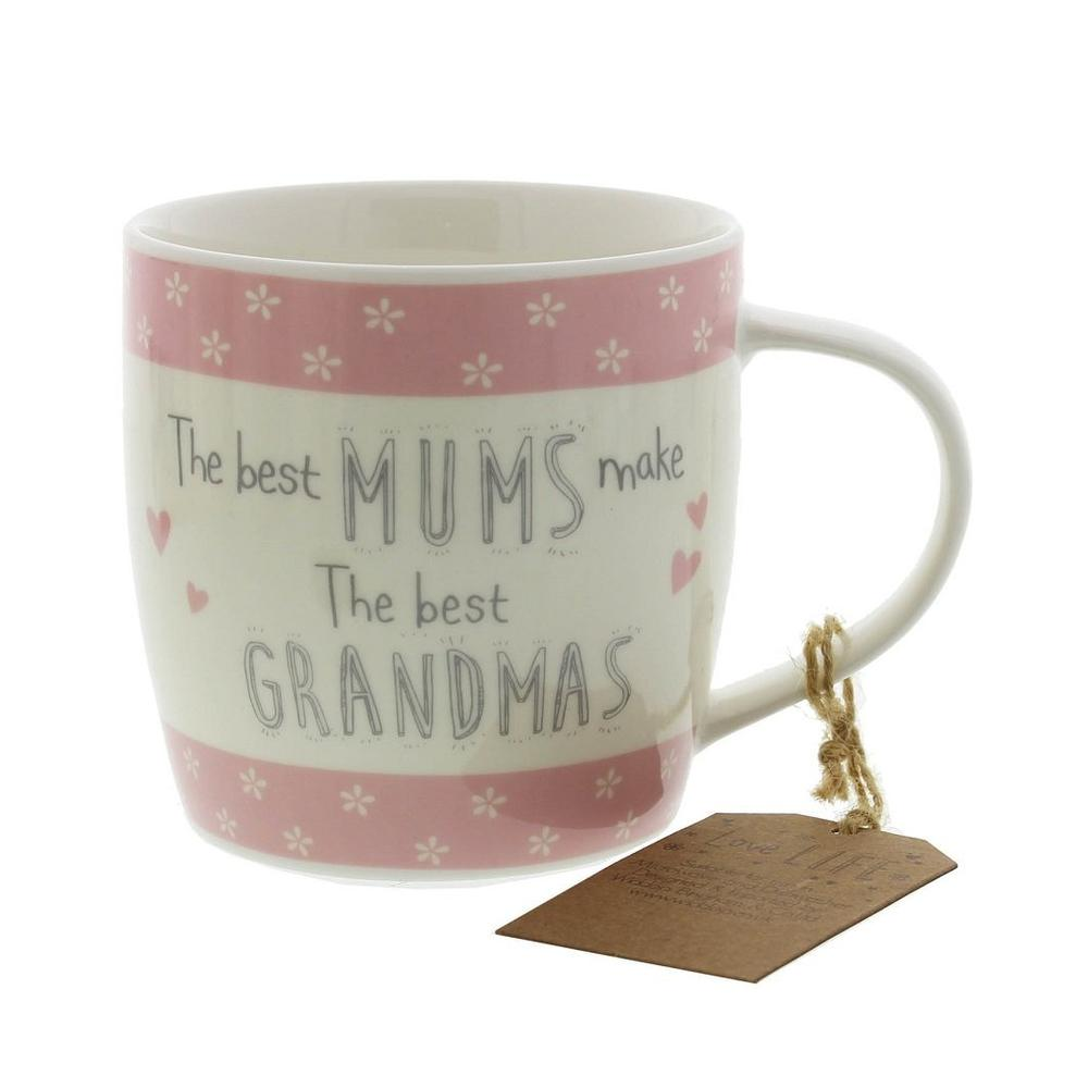 Best Grandma Ceramic Mug Gift Idea
