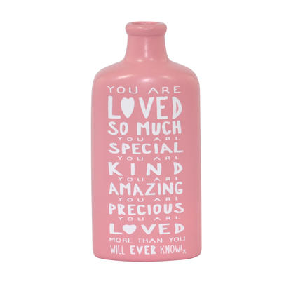 Loved One Message On A Bottle Gift