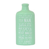 Special Nan Message On A Bottle Gift
