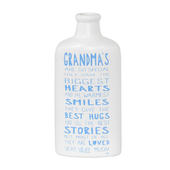 Special Grandma Message On A Bottle Gift