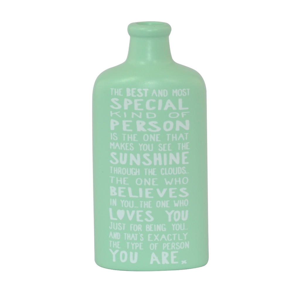 Special Person Message On A Bottle Gift