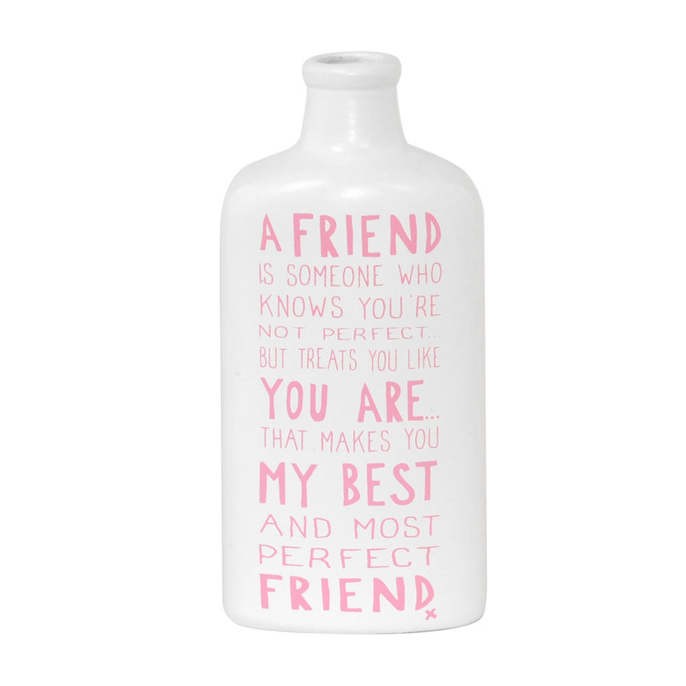 Perfect friend message on a bottle gift gifts love kates for Perfect scale pro reviews