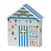 Beside The Seaside Light Up Beach Hut Gift